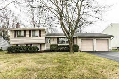 Westerville Single Family Home Contingent Finance And Inspect: 1173 Starbuck Court