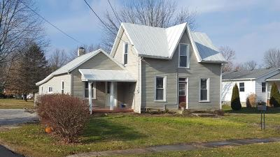 Single Family Home For Sale: 129 S 3rd Street