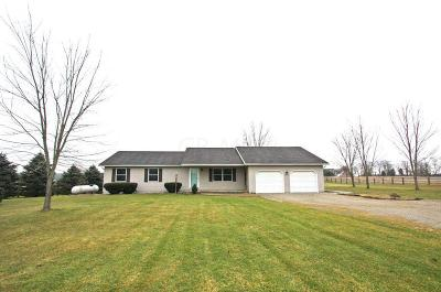 Mount Vernon OH Single Family Home For Sale: $239,900