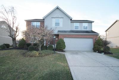 Hilliard Single Family Home Contingent Finance And Inspect: 3787 Confluence Drive