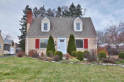 Upper Arlington Single Family Home Contingent Finance And Inspect: 2601 Westmont Boulevard