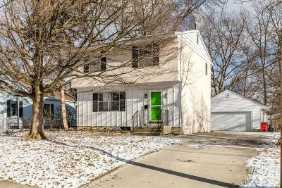 Worthington Single Family Home Contingent Finance And Inspect: 205 E North Street