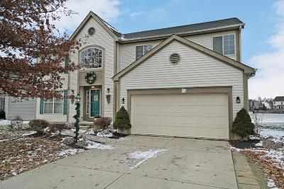 Westerville Single Family Home Contingent Finance And Inspect: 6326 Andrews Drive E
