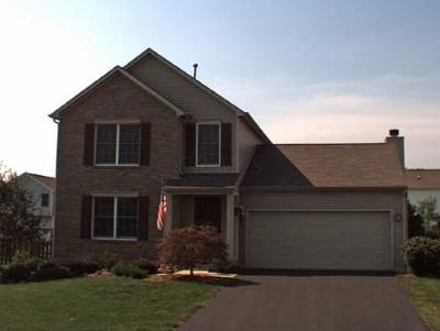 Sunbury Single Family Home Contingent Finance And Inspect: 681 Windmill Court