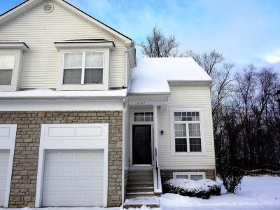 Blacklick Condo Contingent Finance And Inspect: 8362 Hickory Overlook