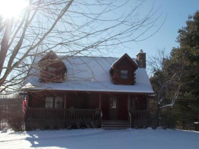 Single Family Home For Sale: 3995 Raccoon Valley Road
