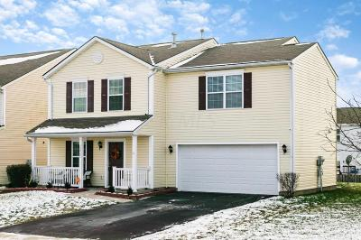 Blacklick Single Family Home Contingent Finance And Inspect: 1275 Cloverview Street