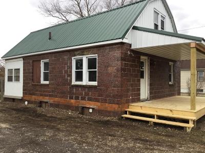 Chillicothe Single Family Home For Sale: 490 State Route 180