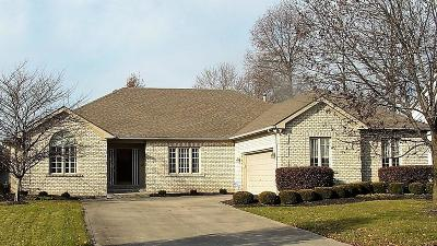 New Albany Single Family Home Contingent Finance And Inspect: 1247 Retreat Lane