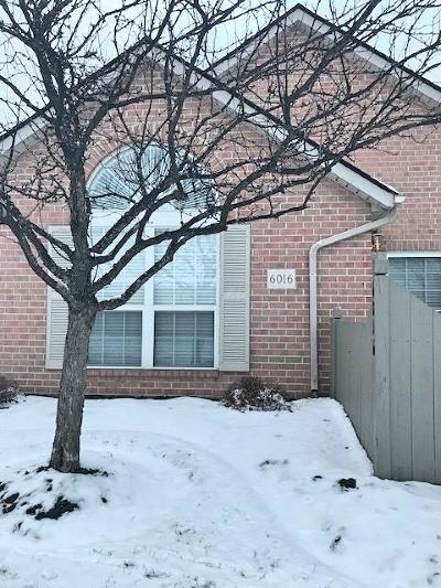 Westerville Condo Contingent Finance And Inspect: 6016 Blendon Chase Drive