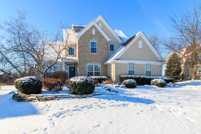 Westerville Single Family Home Contingent Finance And Inspect: 7516 Center Green Drive
