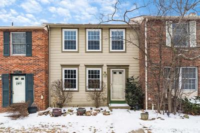Dublin Single Family Home Contingent Finance And Inspect: 2999 Talbrock Circle