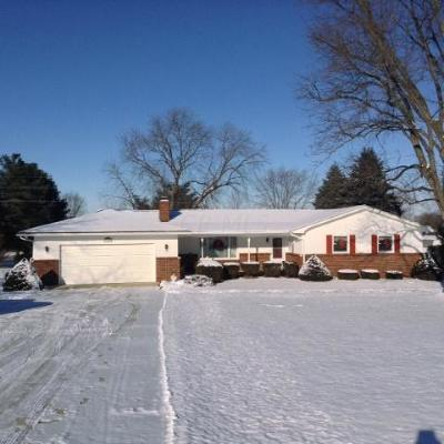Single Family Home For Sale: 7580 Winchester Road NW