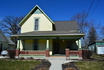 Union County Single Family Home Contingent Finance And Inspect: 71 S Mill Street