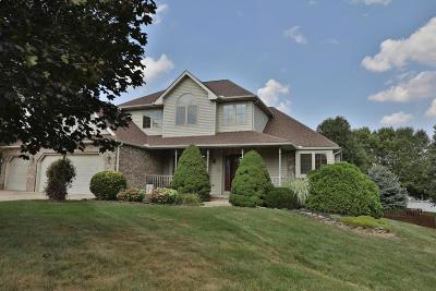 Chillicothe Single Family Home For Sale: 60 Mountainview Court