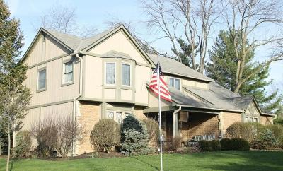 Westerville Single Family Home For Sale: 1005 Elcliff Drive