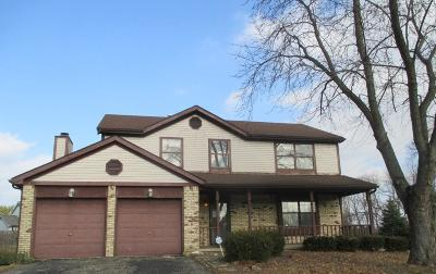 Gahanna Single Family Home Sold: 150 Rugby Lane
