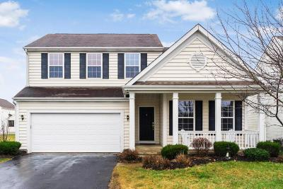 New Albany OH Single Family Home Contingent Finance And Inspect: $335,000