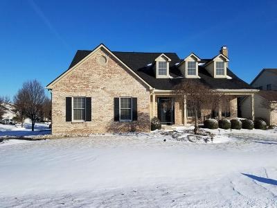 Hilliard Single Family Home Contingent Finance And Inspect: 4206 Hoffman Farms Drive