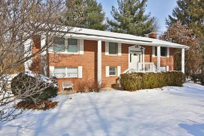 Single Family Home For Sale: 1401 Curve Road