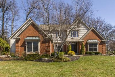 Westerville Single Family Home For Sale: 5695 Medallion Drive E