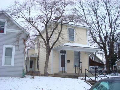 Chillicothe OH Single Family Home For Sale: $79,900