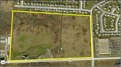 Galloway Residential Lots & Land For Sale: 5960 W Broad Street