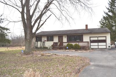 Single Family Home For Sale: 509 Bunty Station Road