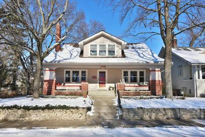 Clintonville Single Family Home Contingent Finance And Inspect: 136 W Kenworth Road