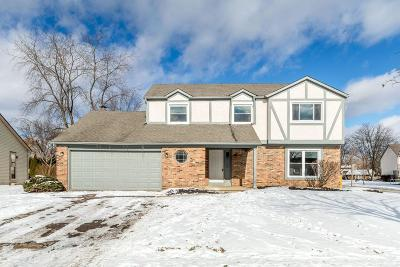 Dublin Single Family Home Contingent Finance And Inspect: 2234 Olde Sawmill Boulevard