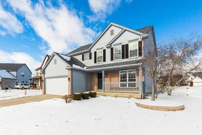 Hilliard Single Family Home Contingent Finance And Inspect: 5472 Pearson Court