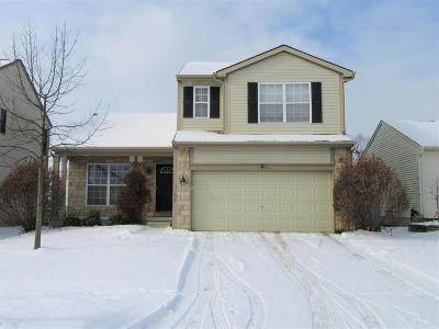 Blacklick Single Family Home Contingent Finance And Inspect: 1103 Chaser Street