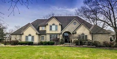 Westerville OH Single Family Home For Sale: $739,900