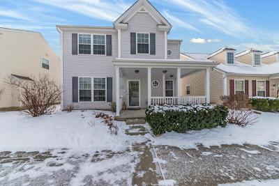 Westerville Single Family Home Contingent Finance And Inspect: 6043 Carlatun Street