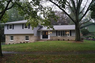 Worthington Single Family Home Contingent Finance And Inspect: 540 Greenglade Avenue