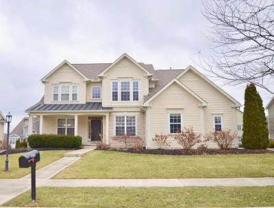 New Albany OH Single Family Home For Sale: $549,000