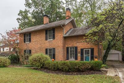 Delaware Single Family Home For Sale: 19 Woodland Avenue