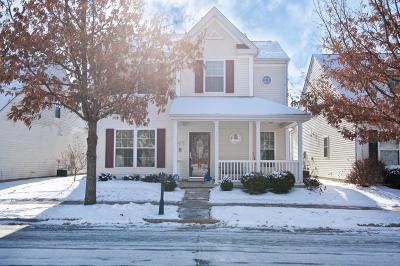 Dublin Single Family Home Contingent Finance And Inspect: 6009 Myrick Road