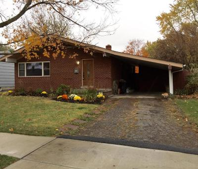 Grove City Single Family Home Contingent Finance And Inspect: 3010 Voeller Circle