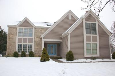 Dublin Single Family Home For Sale: 6850 Roundwood Court