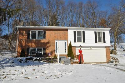 Circleville OH Single Family Home For Sale: $149,900