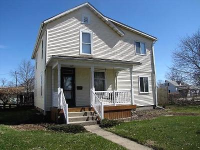 Circleville OH Single Family Home For Sale: $182,800