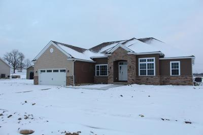 Circleville OH Single Family Home For Sale: $309,500