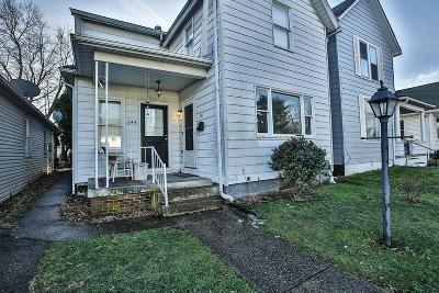 Circleville OH Single Family Home Contingent Finance And Inspect: $74,900