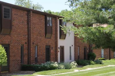 Westerville Condo Contingent Finance And Inspect: 1 King Arthur Boulevard #1