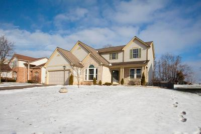 Pickerington Single Family Home Contingent Finance And Inspect: 710 Montmorency Drive E