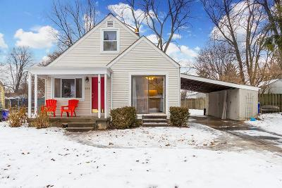 Upper Arlington Single Family Home For Sale: 2272 Nottingham Road