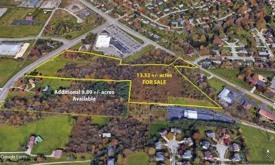 Pickerington Residential Lots & Land For Sale: Old Diley Road