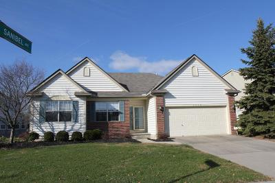 Westerville OH Single Family Home For Sale: $262,900
