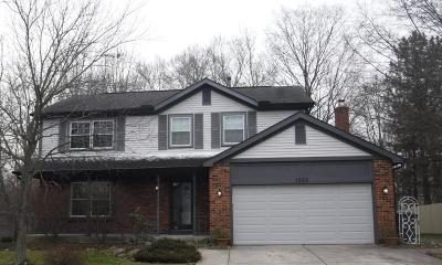 Worthington Single Family Home For Sale: 1533 Buck Trail Lane
